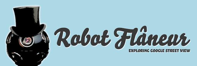 Hop Randomly Around Town With Robot Flaneur