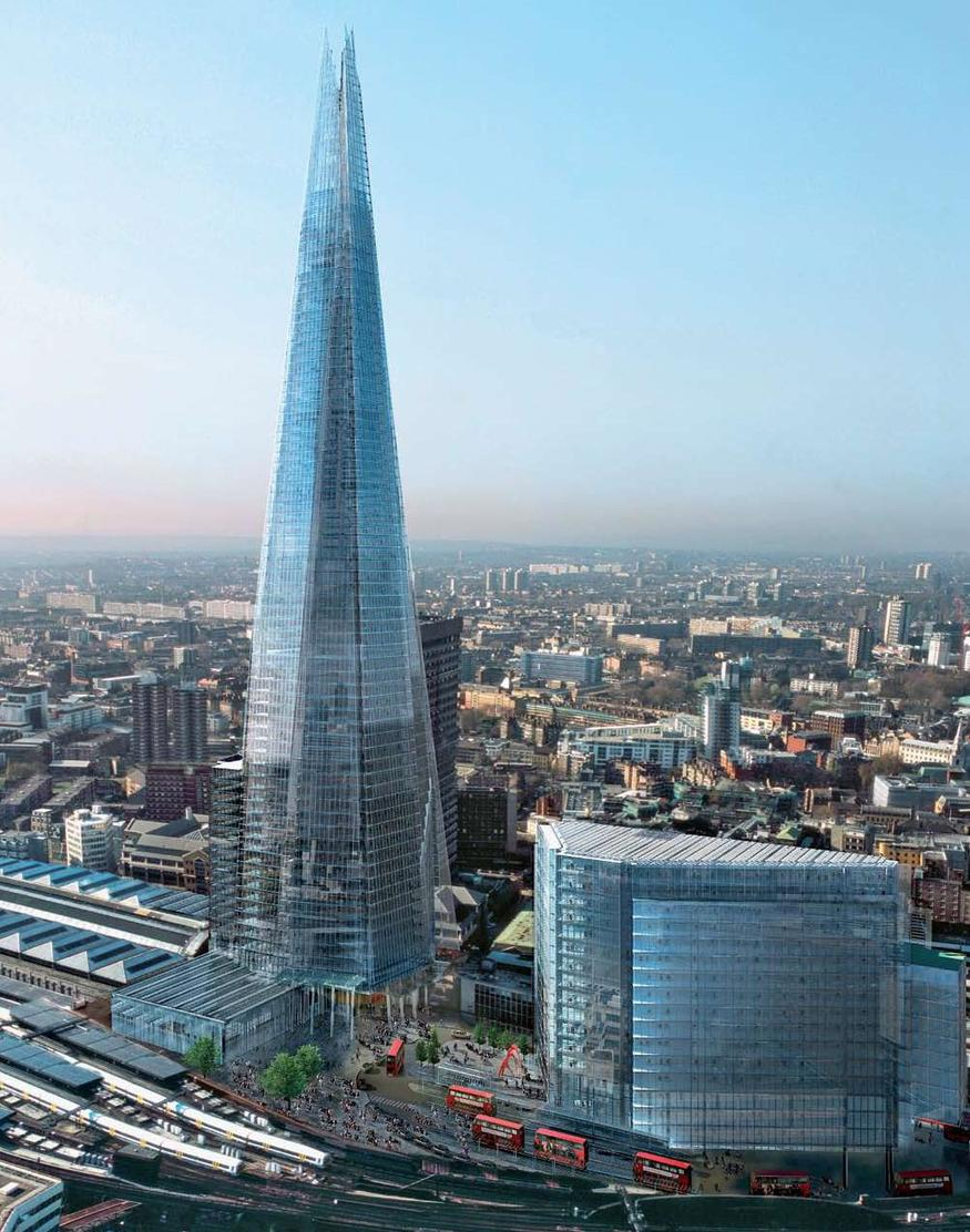 Want To Work In The Shard?
