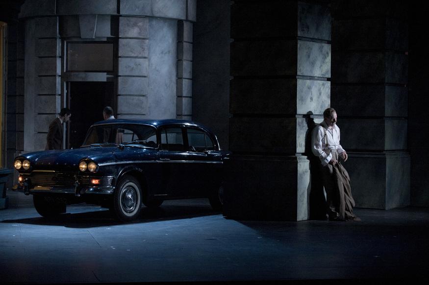 Opera Review: Simon Boccanegra @ Coliseum