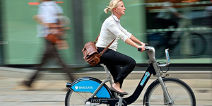 Happy Birthday To The Boris Bike