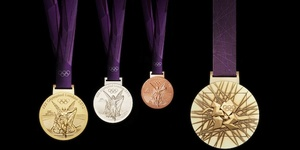 London 2012 Olympic Medals Unveiled