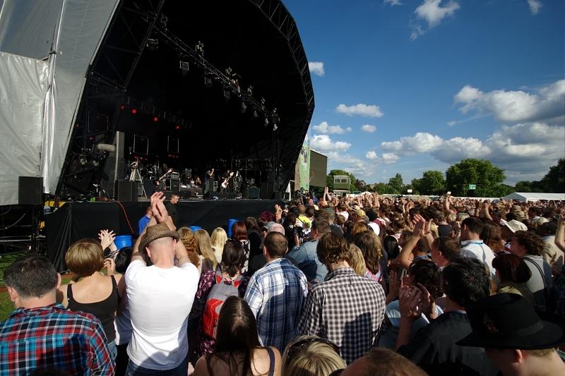 In Pictures: Ben & Jerry's Sundae Festival, Clapham Common