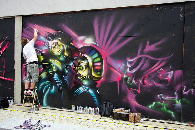 Preview: Meeting of Styles Graffiti Festival Returns