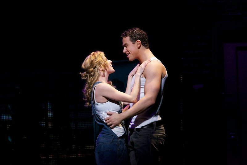 Theatre Review: Ghost The Musical @ Piccadilly Theatre