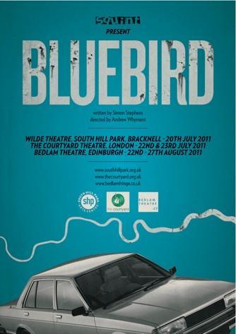 Review: Bluebird @ The Courtyard Theatre