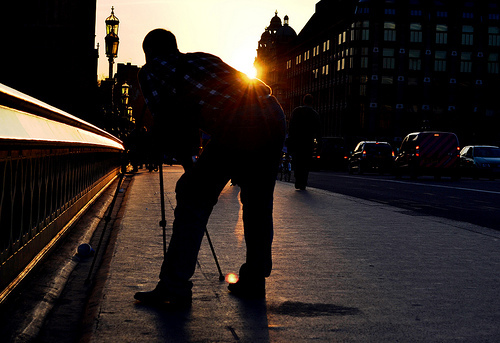 Security And The City: Shooting In London