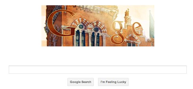 Happy Birthday Sir George Gilbert Scott