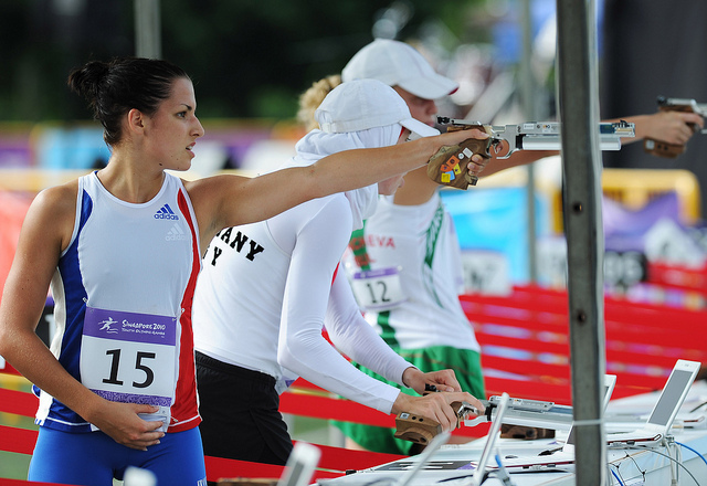 Olympic Sports Lowdown: Modern Pentathlon