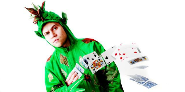 Interview: Piff The Magic Dragon, Cabaret Magician