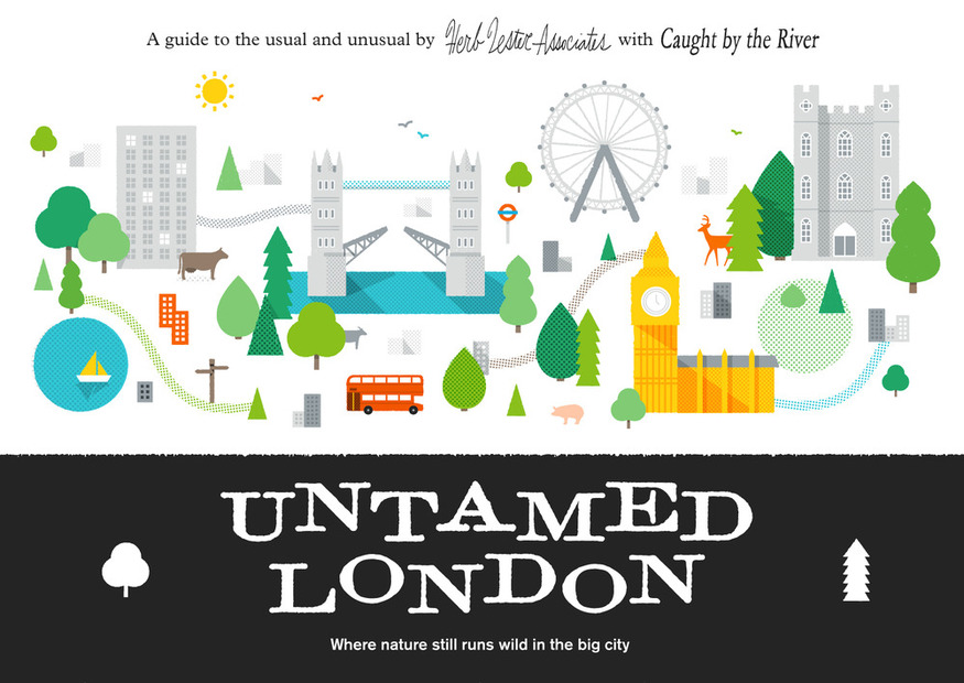 Explore London's Wild Side With New Map