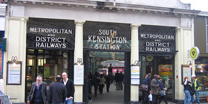 TFL Starts Consultation On South Kensington Tube Station