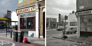 Hackney Revisited: Old And New Photos Show Changes To The Borough