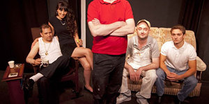 Theatre Review: Burnt Oak - Life And Death In London Town