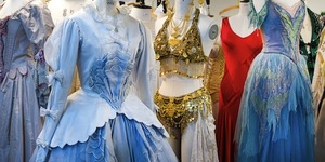 Heads Up: Royal Opera House Costume Sale