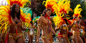 Pictures And News From Day Two Of Notting Hill Carnival