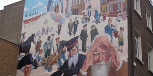 A New Mural For The East End
