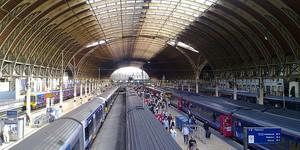 Rail Overcrowding Increase - Especially Into Paddington