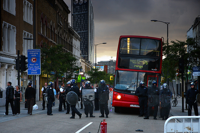 Man Dies Following Attack In Ealing Riots