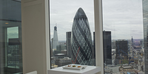 In Pictures: Sky Lounge @ Nido Spitalfields