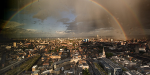 In Pictures: London's Best Rainbows