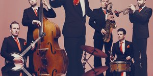 Preview : The Horne Section @ Criterion Theatre