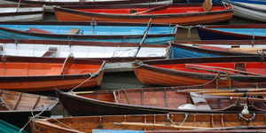 Messing About on the Thames: The Great River Race