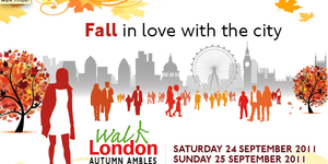 Enjoy A Weekend Of Autumn Ambles With Walk London