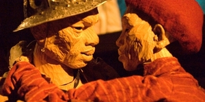 Review: Woyzeck on the Highveld - Handspring Puppet Company