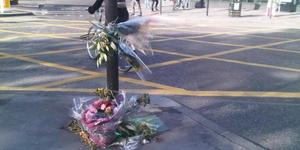 Ghost Bike To Mark Site Of Min Joo Lee's Death