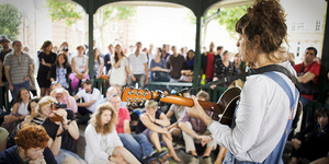 Music Preview: Bandstand Busks