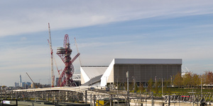 In Pictures: The Orbit Tower In The Olympic Park