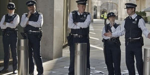 London's Faith In Police Rises After Riots