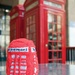Pint-sized Parliament Phone Box, © F&W Media