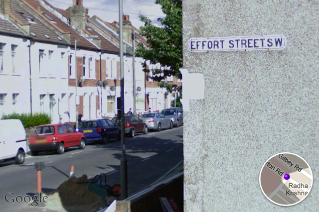 Effort Street in Tooting. Is it worth the trouble to track it down?