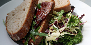 Sandwichist - Bacon and Marmalade Sandwich from Konstam, Kings Cross