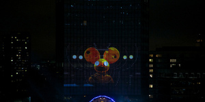 In Pictures: Deadmau5 Live @ Milbank Tower