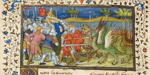 Review: Royal Manuscripts @ The British Library