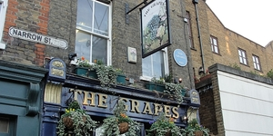 Alternative Pub Crawls: Charles Dickens