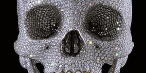 Hirst's Diamond Skull To Go On Show At Tate Modern