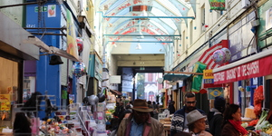 Booming Brixton Village