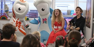 Wenlock And Mandeville Release Official Mascot Single