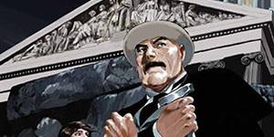 Manga Preview: Professor Munakata's British Museum Adventure