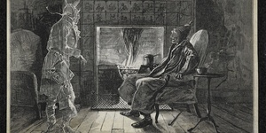 Charles Dickens And The Supernatural @ British Library