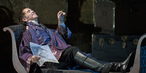 Opera Review: Tosca @ Coliseum