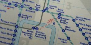 Cable Car Makes Debut On Tube Map
