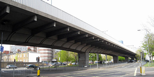 "Hammersmith Flyover Closed Due To ""Serious Defect"""