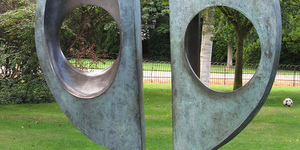 Barbara Hepworth Sculpture Stolen From Dulwich Park
