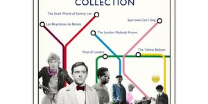 Santa's Lap: The London Collection, Six Classic London Films