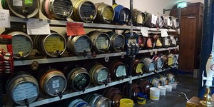 London Beer Quest: Pig's Ear Beer & Cider Festival