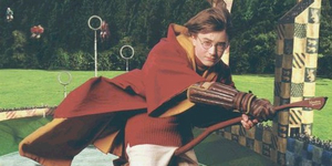 Quidditch At The London 2012 Olympics?